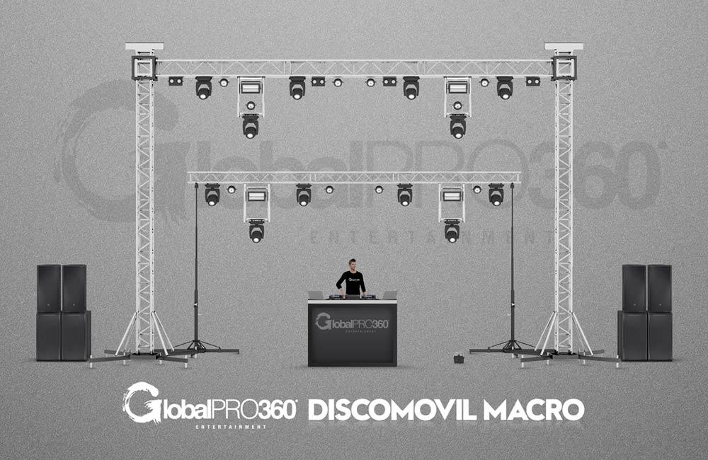 pack discomóvil macro