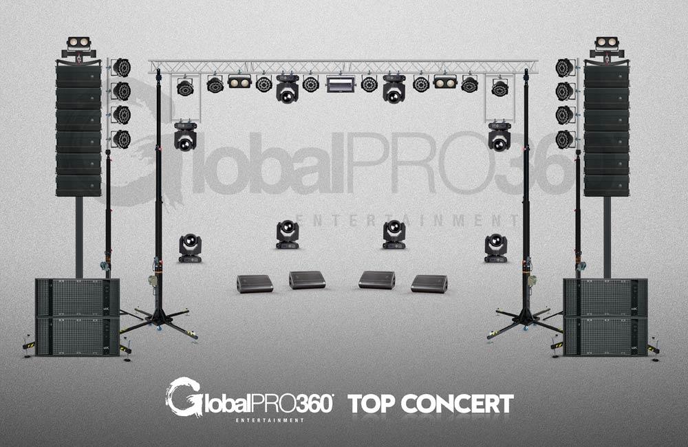 pack concert pro